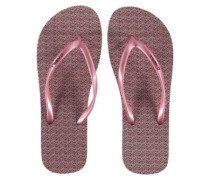 Printed Sandals Women pink aop