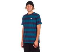 Color Multiplier T-Shirt blue coral