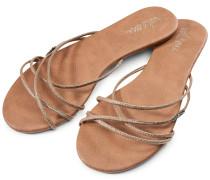 Awesome Sandalen Frauen braun