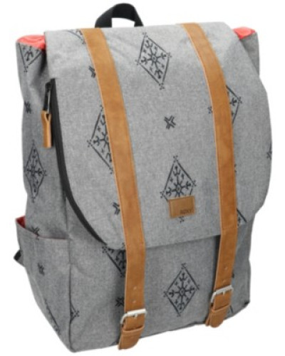 Another Dream Backpack anthracite tribal voice