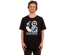 Spray Away T-Shirt schwarz