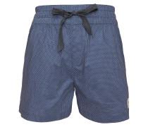 Azoa Shorts blau
