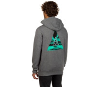 Dimensions Triangle Hoodie athletic heather