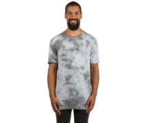 Box Logo Crystal Wash T-Shirt grey