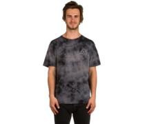 420 Triple Triangle T-Shirt smoke black