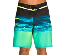 Hold Down Vee 19 Boardshorts safety yellow