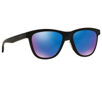 Moonlighter Matte Black Sonnenbrille schwarz