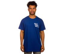 Otw Flock T-Shirt blau