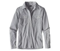LW AC Buttondown Hemd blau