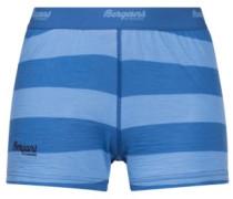 Soleie Boxershorts summerblue stripe