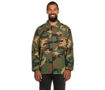 Shadow Coach Jacke camo