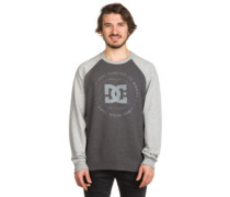 Rebuilt Raglan Sweater charcoal hea