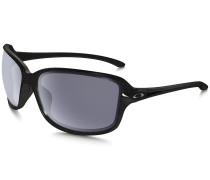 Cohort Metallic Black Sonnenbrille schwarz