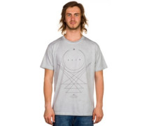 Crescent T-Shirt antique ash