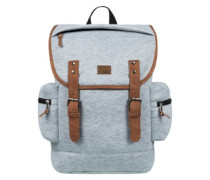 Free For Sun Fleece Backpack heritage heather