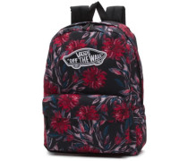 Realm Backpack black dahlia