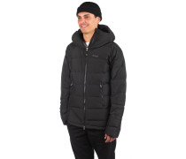 Stranda Down Hybrid Jacket solidcharcoal