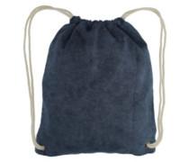 BT Love Comes Stonewash Sweater Gym Bag blue