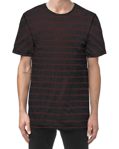 Moonshine T-Shirt brick slub