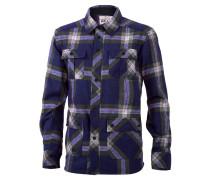 Mountain Hemd blau