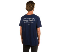 Original T-Shirt blau