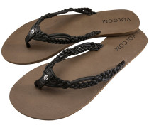Tipsy Sandalen Frauen schwarz
