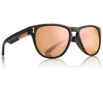 Marquis matte black Sonnenbrille schwarz