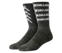 Metallica Stack Socks