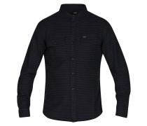 Foley Hemd schwarz
