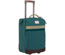Overnighter Roller Travelbag jasper heather cordura