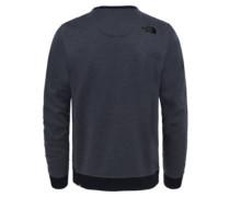 Mc Drew Peak Crew Sweater tnf dark grey heather