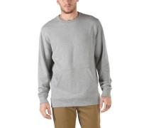 Fairmount Crew Sweater cement heather