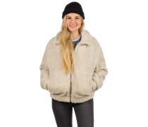 Sea View Zip Thru Polar Fleece Jacket