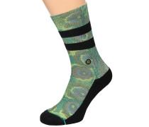 Ramo Classic Crew Socken grün