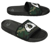 BK Sandals white