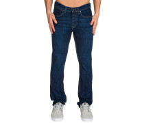 K Slim Denim Jeans blau