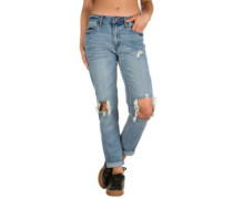 Easton Jeans indigo denim