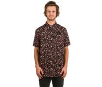 Landon Flannel Shirt black