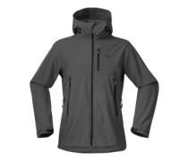 Stegaros Outdoor Jacket black