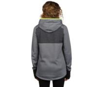 Anti-Series Espy Fleece Jacket grey marle