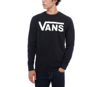 Classic Crew Sweater white