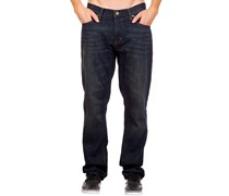 Night Train Jeans blau