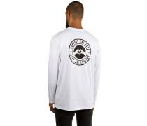 Stamped Hip T-Shirt weiß