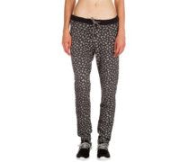 Easy Riders Print Jogging Pants black aop