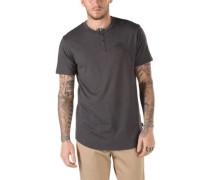 Hitson II T-Shirt LS charcoal heather