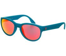 Sway Blue Matt Sonnenbrille blau