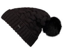 Nora Wool Alpaca Mix Beanie black out