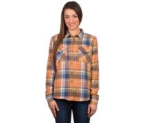 BT Flannel Shirt LS navy