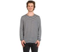 Harweird Crew Sweater blau