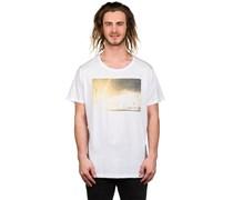 Photo T-Shirt weiß